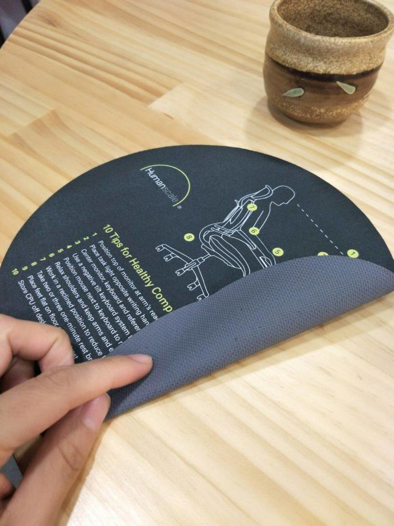 滑鼠墊-產品應用案例
